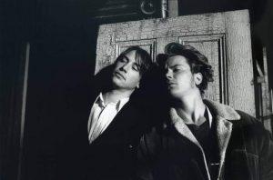 Romance entre Keanu Reeves y River Phoenix.