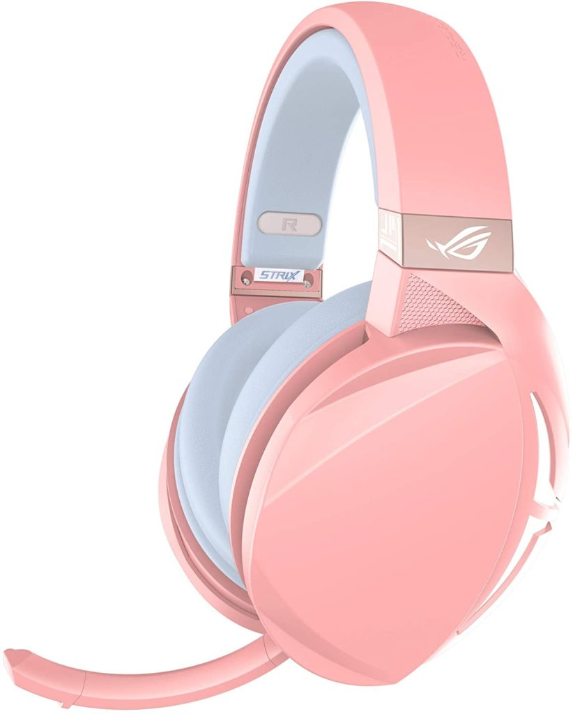 audifonos asus rog strix rosa