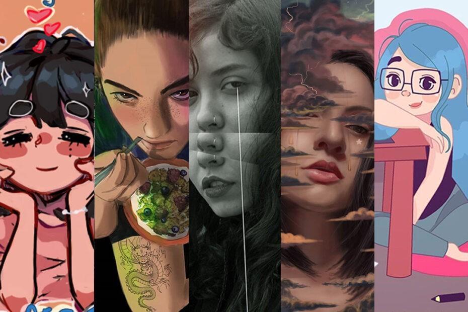 ilustradoras venezolanas