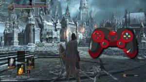 Dark Souls 3 cómo usar control genérico
