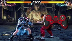 Tekken 7 como usar control generico
